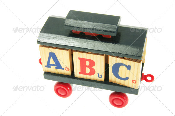 Toy Train - Stock Photo - Images