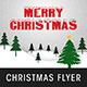 Merry Christmas & Happy New Year Flyer - GraphicRiver Item for Sale
