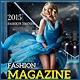 InDesign Fashion Magazine - GraphicRiver Item for Sale