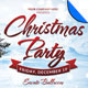 Christmas Party and Event All Purpose Flyer