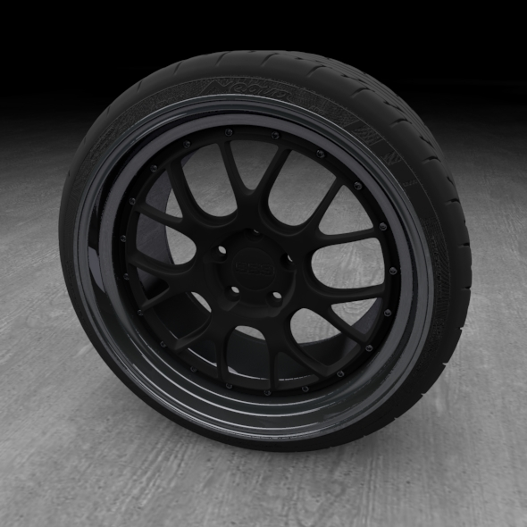 BBS LMR - 3DOcean Item for Sale