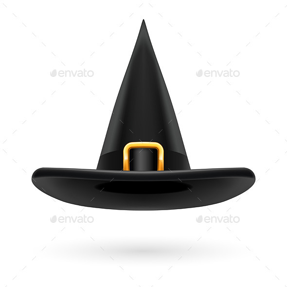 Witch Hat - Halloween Seasons/Holidays