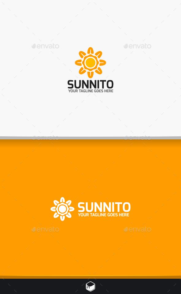 Sunnito Logo - Objects Logo Templates