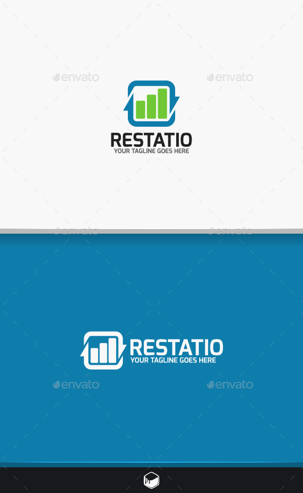 Restatio Logo - Objects Logo Templates