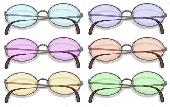 Eyeglasses - Man-made Objects Objects