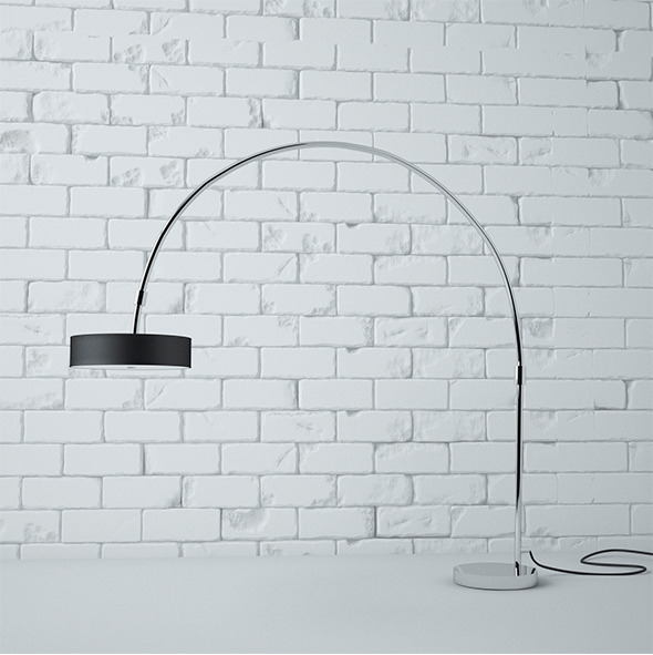Miris Floor Lamp - 3DOcean Item for Sale