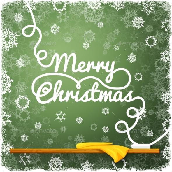 Merry Christmas Message - Christmas Seasons/Holidays