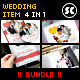 Wedding Bundle - GraphicRiver Item for Sale