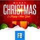 Christmas Holiday Facebook Cover Photos
