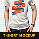 ID T-Shirt Mock-Ups - GraphicRiver Item for Sale