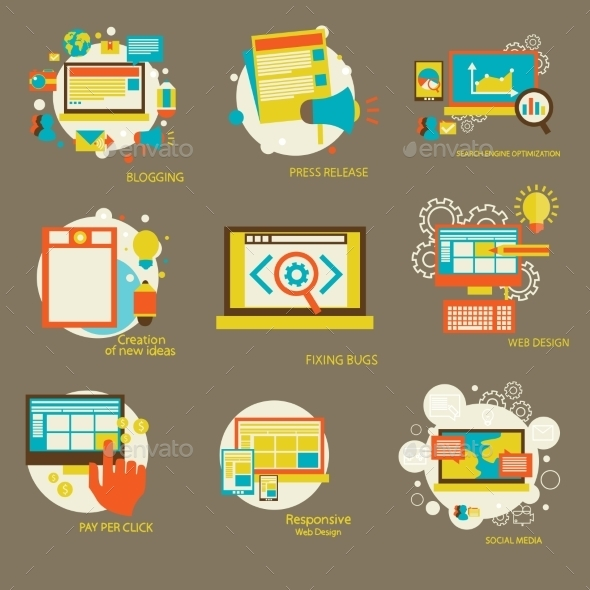 Set of Web Concepts - Web Technology