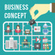 New Business Concept - GraphicRiver Item for Sale