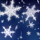 Blizzard of Snowflakes - VideoHive Item for Sale