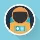 Astronaut Portrait - GraphicRiver Item for Sale