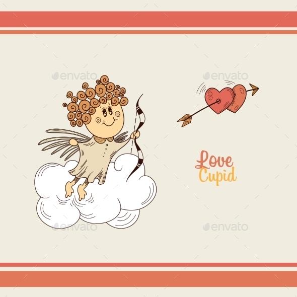 Cupid - Valentines Seasons/Holidays