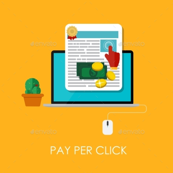 Pay Per Click  - Web Technology