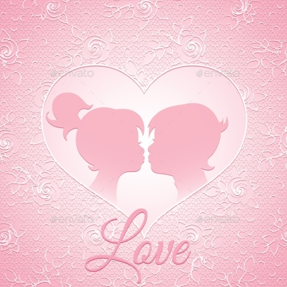 Love Card - Weddings Seasons/Holidays