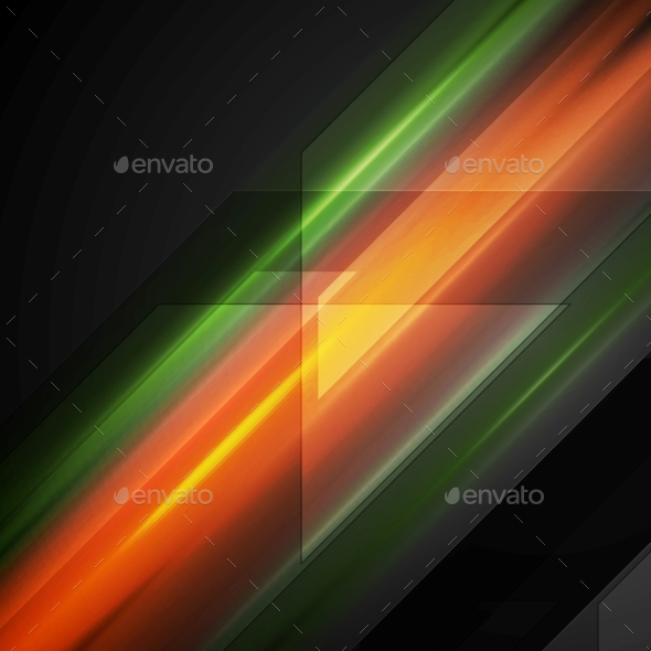 Hi-tech Background - Backgrounds Decorative