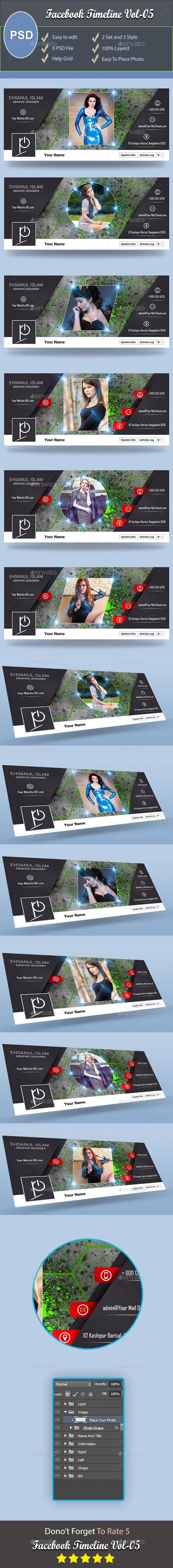 Facebook Timeline Cover V5 - Facebook Timeline Covers Social Media