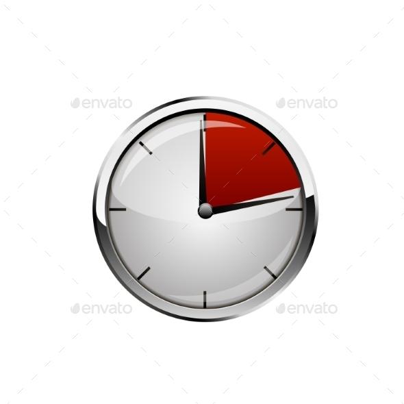 Stop Watch - Decorative Symbols Decorative