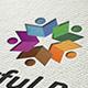Colourful Books Logo - GraphicRiver Item for Sale