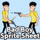 Bad Boy Sprite Sheet - GraphicRiver Item for Sale
