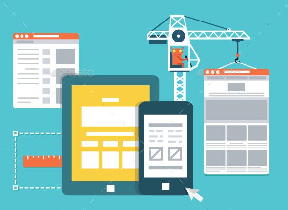 Development Skeleton Framework of a Website - Web Technology