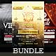 Vibes Night - Flyers Bundle [Vol.7]