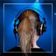 Girl Listen Music 2 - VideoHive Item for Sale