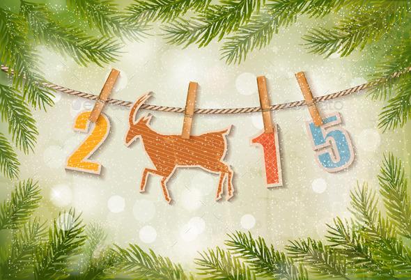 Winter Background - New Year Seasons/Holidays