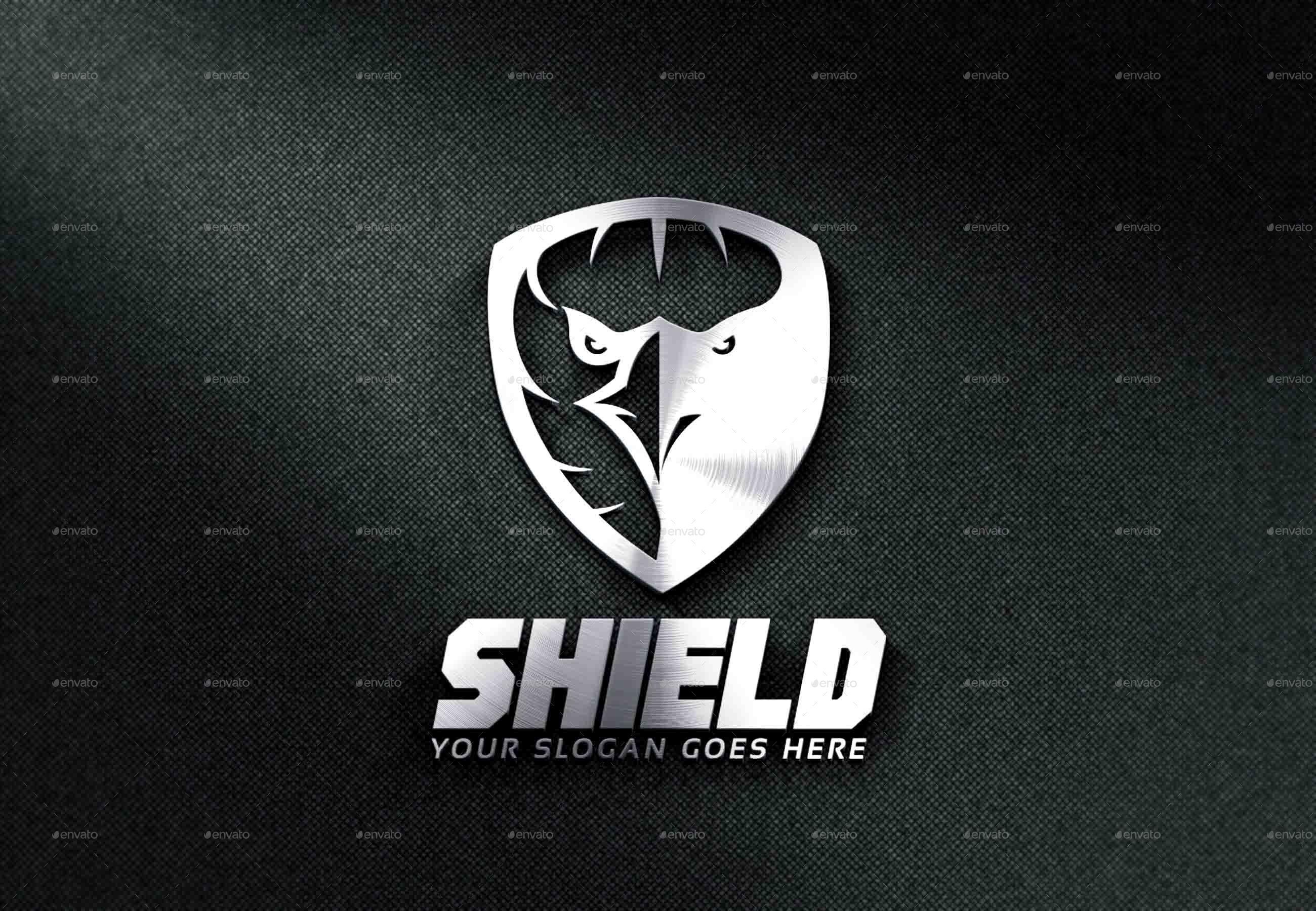 eagle shield logo by c032h graphicriver rh graphicriver net eagle shield emblem American Eagle Shield