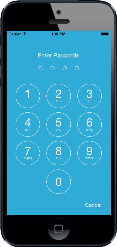 iphone password manager password manager for iphone touch id amp passcode by 6202