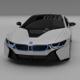 BMW i8 - 3DOcean Item for Sale