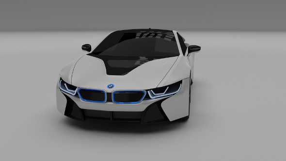 BMW i8 - 3DOcean Item for Sale