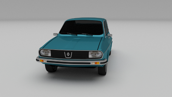 Renault 12 / Dacia 1300 - 3DOcean Item for Sale