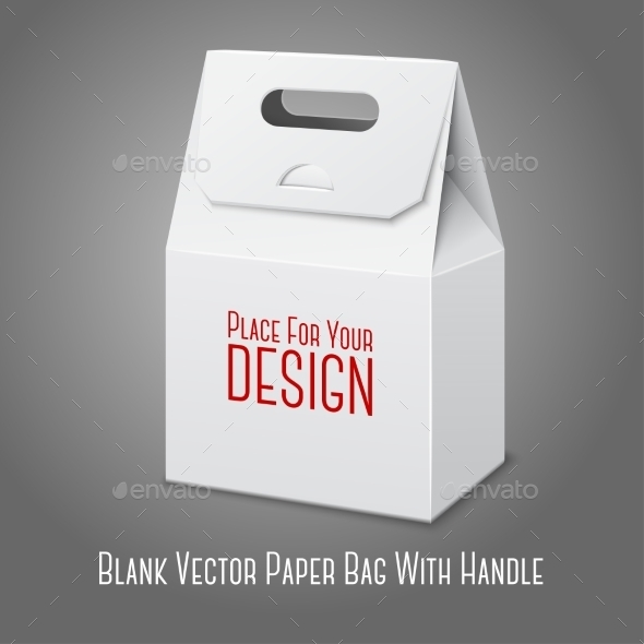 Packaging Bag - Retail Commercial / Shopping