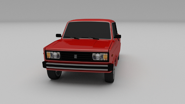Lada Riva - 3DOcean Item for Sale