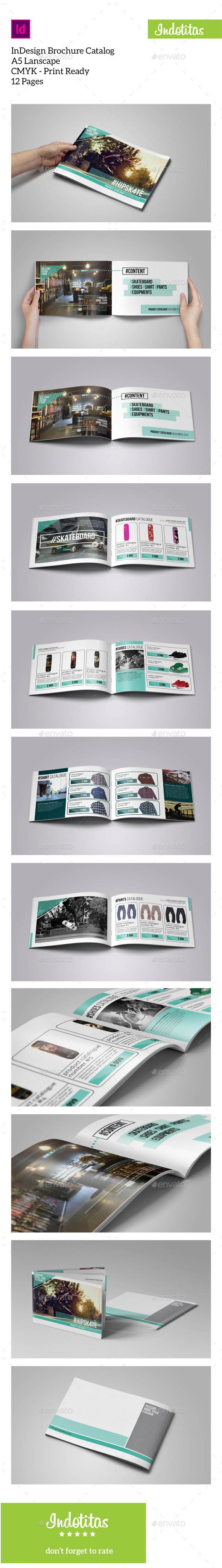 Brochure Catalogs A5 Lanscape - Catalogs Brochures