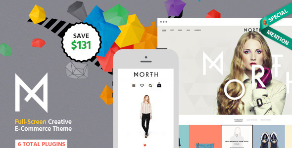 North | E-Commerce Theme