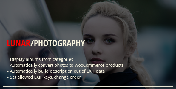 Lunar - WordPress Photography Plugin - CodeCanyon Item for Sale