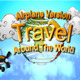 Travel Around The World Airplane version - VideoHive Item for Sale