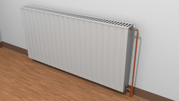 Radiator/Heater - 3DOcean Item for Sale