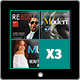 iPad Magazine Bundle - GraphicRiver Item for Sale