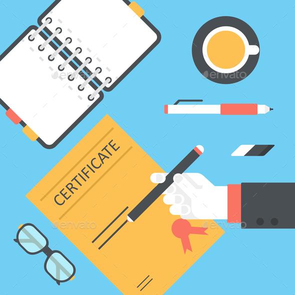 Desktop Certificate Signing  - Concepts Business