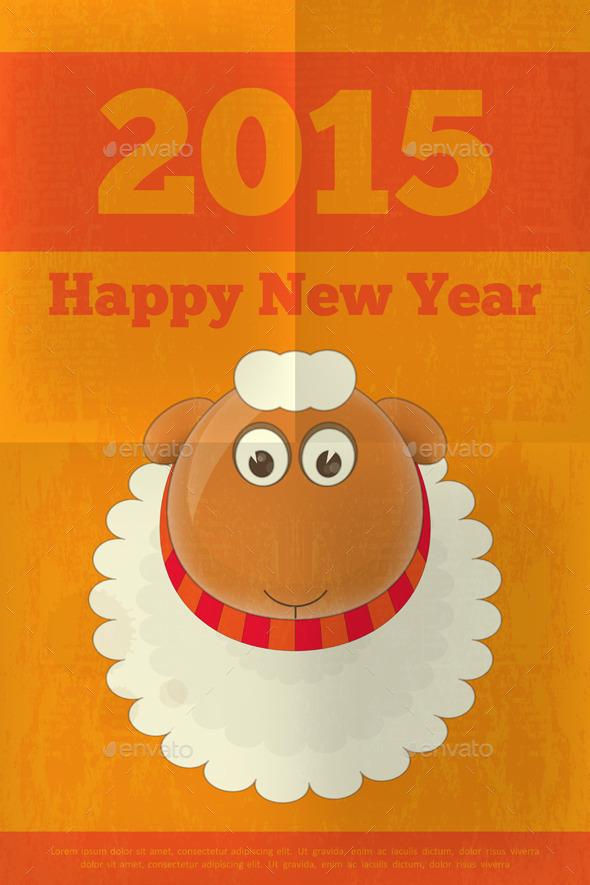 New Year Cards - New Year Seasons/Holidays