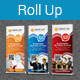 Multipurpose Business Roll-Up Banner Vol-19 - GraphicRiver Item for Sale