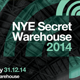 NYE Secret Warehouse Flyer - GraphicRiver Item for Sale