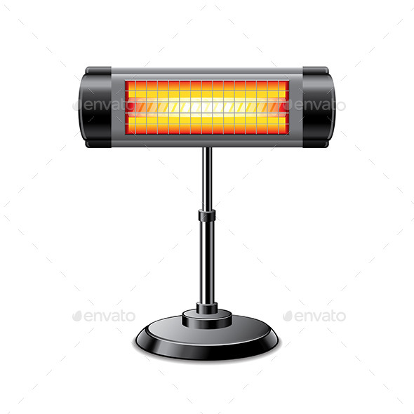 Electric Heater - Technology Conceptual