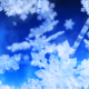Snow Flakes Falling Background - 2 - VideoHive Item for Sale