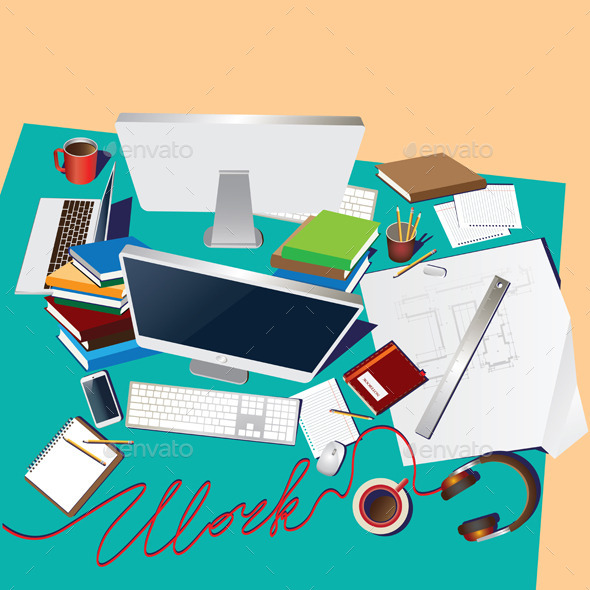 Team Workplace - Conceptual Vectors